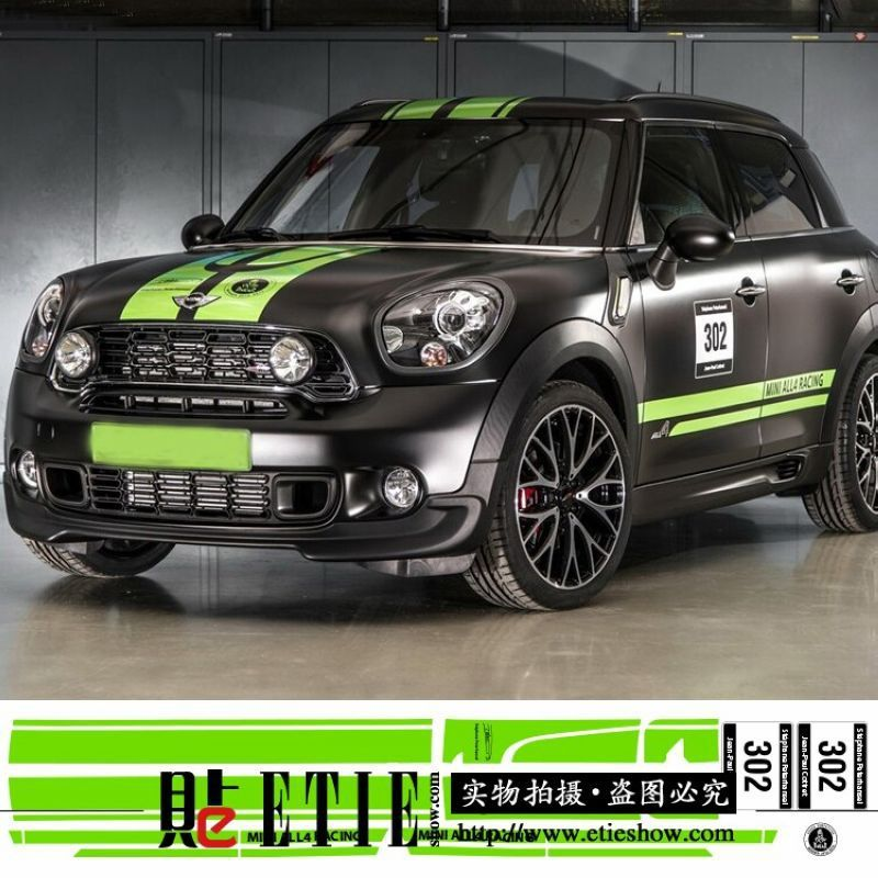 Find More Stickers Information about Custom Car Styling MINI Sticker ...
