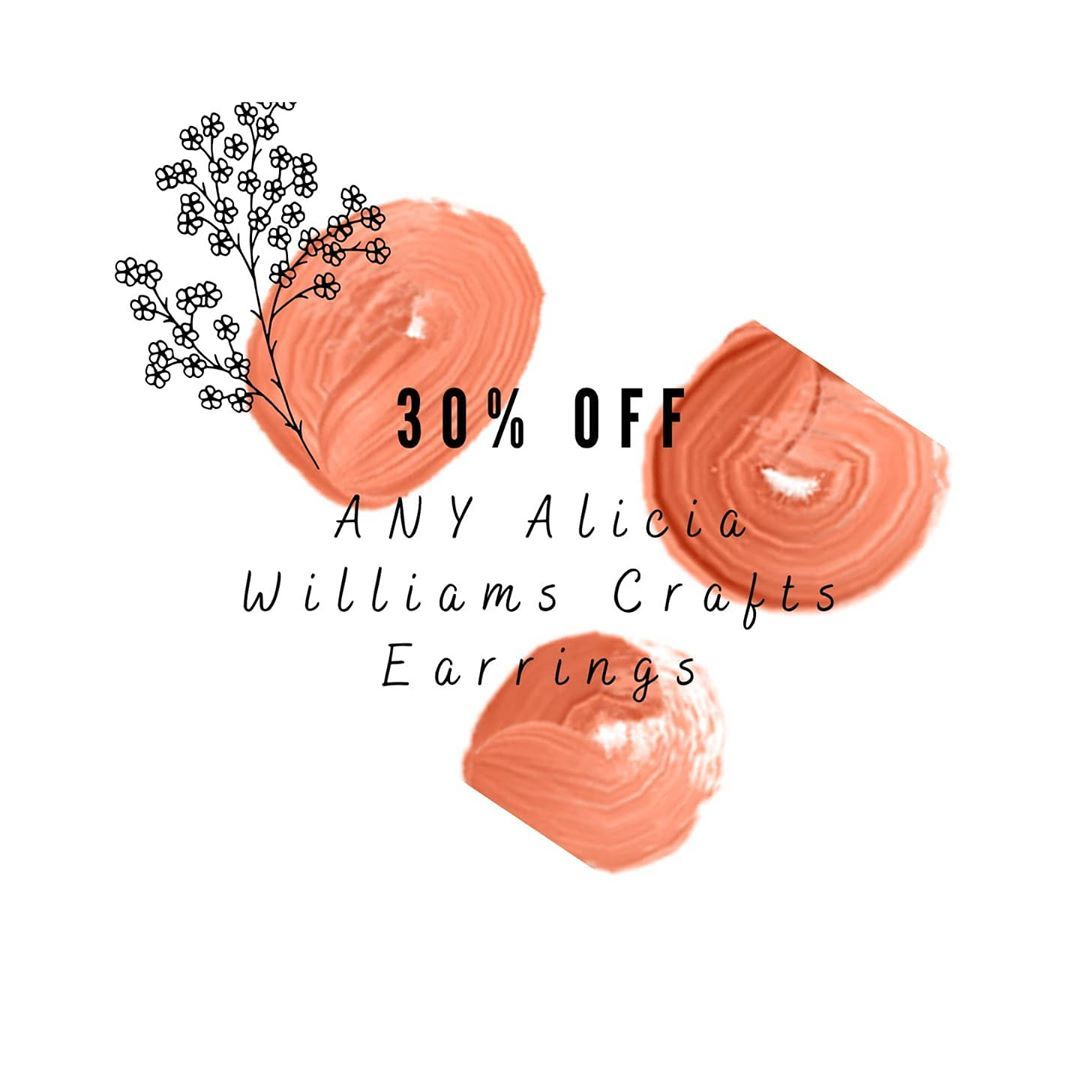 Special Offer Valid Until The End Of October 2020 T S C S Apply Aramex Courier R100 Whatsapp To Order Earrings In 2020 Earri Clay Earrings How To Apply