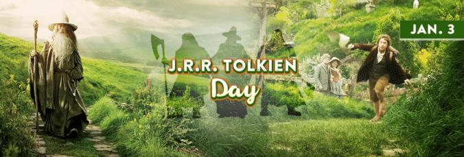Tolkien Calendar 2022.Jrr Tolkien Day January 3 2022 National Today Tolkien Jrr Tolkien Day