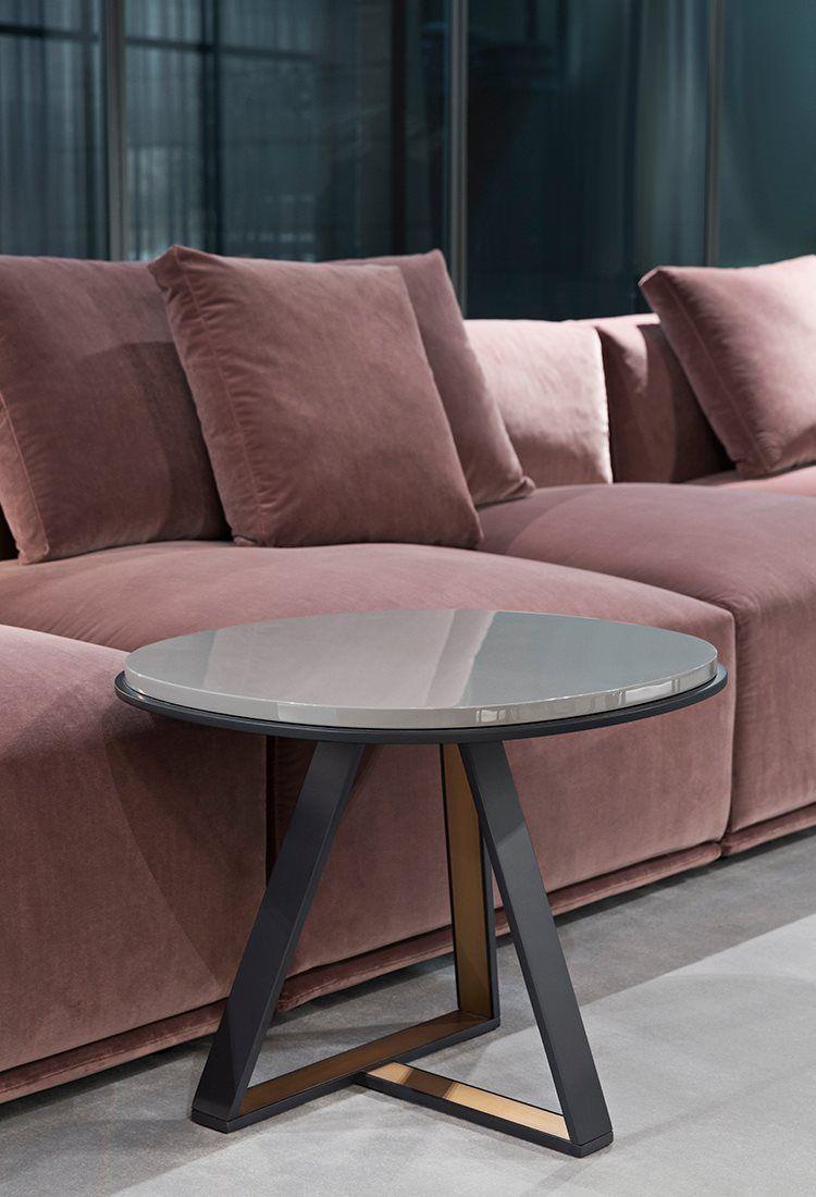 sofa colour seating living room SALONE DEL MOBILE