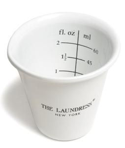 This Laundress Measuring Cup Has Measurement Marking Up To 2