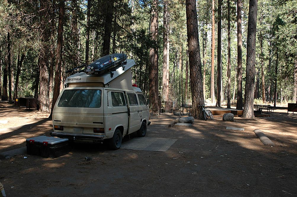 Pin on Best Yosemite National Park Campsites