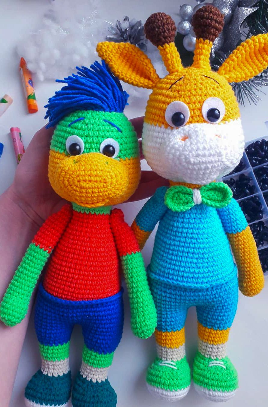 free crochet plushie patterns