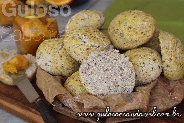 Receita de Pãozinho de Coco Simples