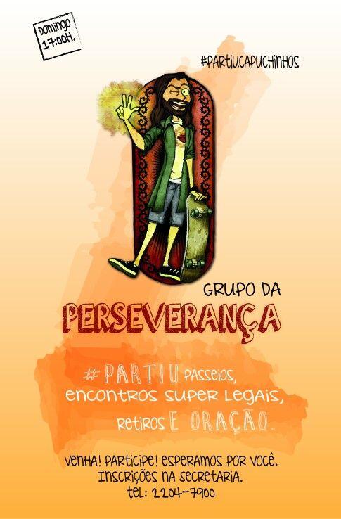 Cartaz da Perseverança.