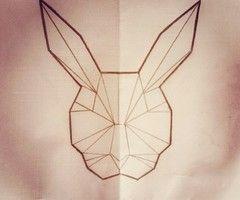 rabbit lines
