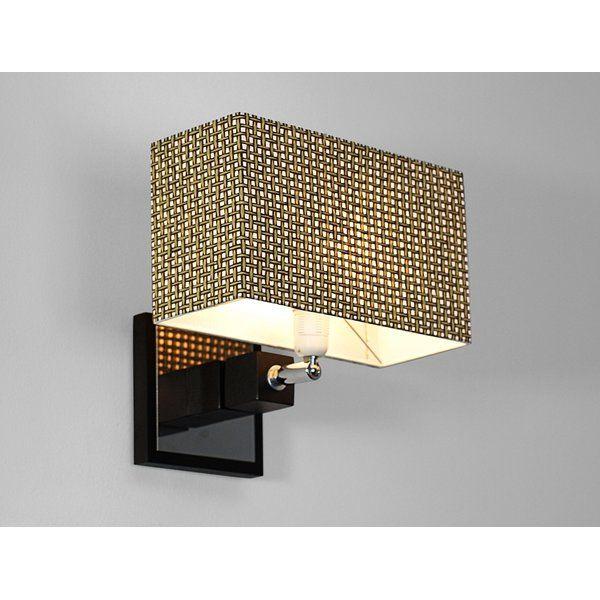 1 flammige wandleuchte mit arm flur pinterest. Black Bedroom Furniture Sets. Home Design Ideas