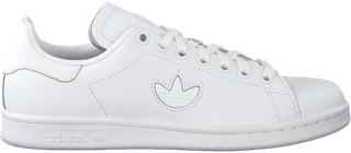 Witte Adidas Sneakers Stan Smith Dames | Sneaker, Stan smith ...