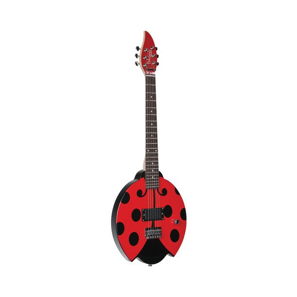 Lady Bug Guitar Lady Bugs Guitars And Rock