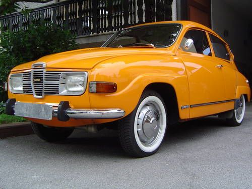 Saab 96 V4 For Sale 1974 On Car And Classic Uk C375943