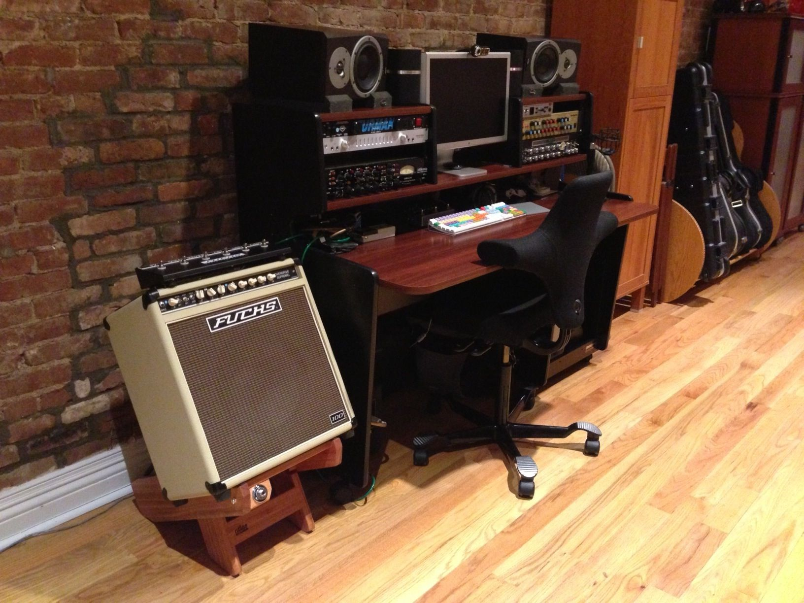 Atlas stands the finest amp stands on earth cool