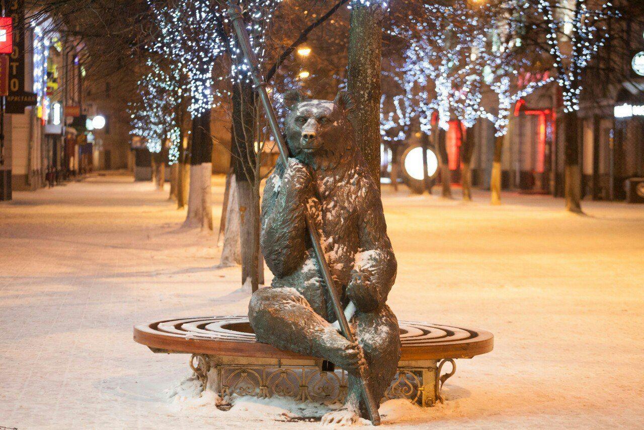 фото зимнего ярославля сварочных работ