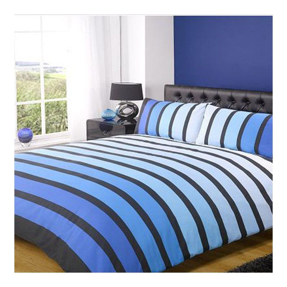 Shop Our Range Of Duvets, Duvet Covers, Sheets And Bedding.Soho Blue Duvet