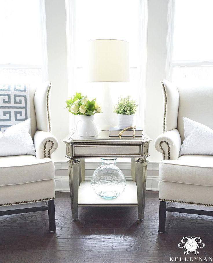So Elegant Love A Sitting Area In A Master Bedroom By: Kelley Nan (@kelleynan) • Instagram