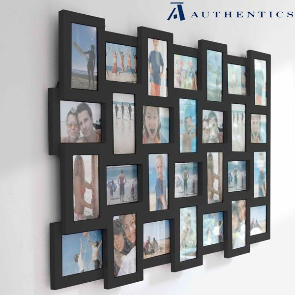 our x large giant multi photo frames have apertures making them perfect for filling your wall with a selection of your favourite photographs