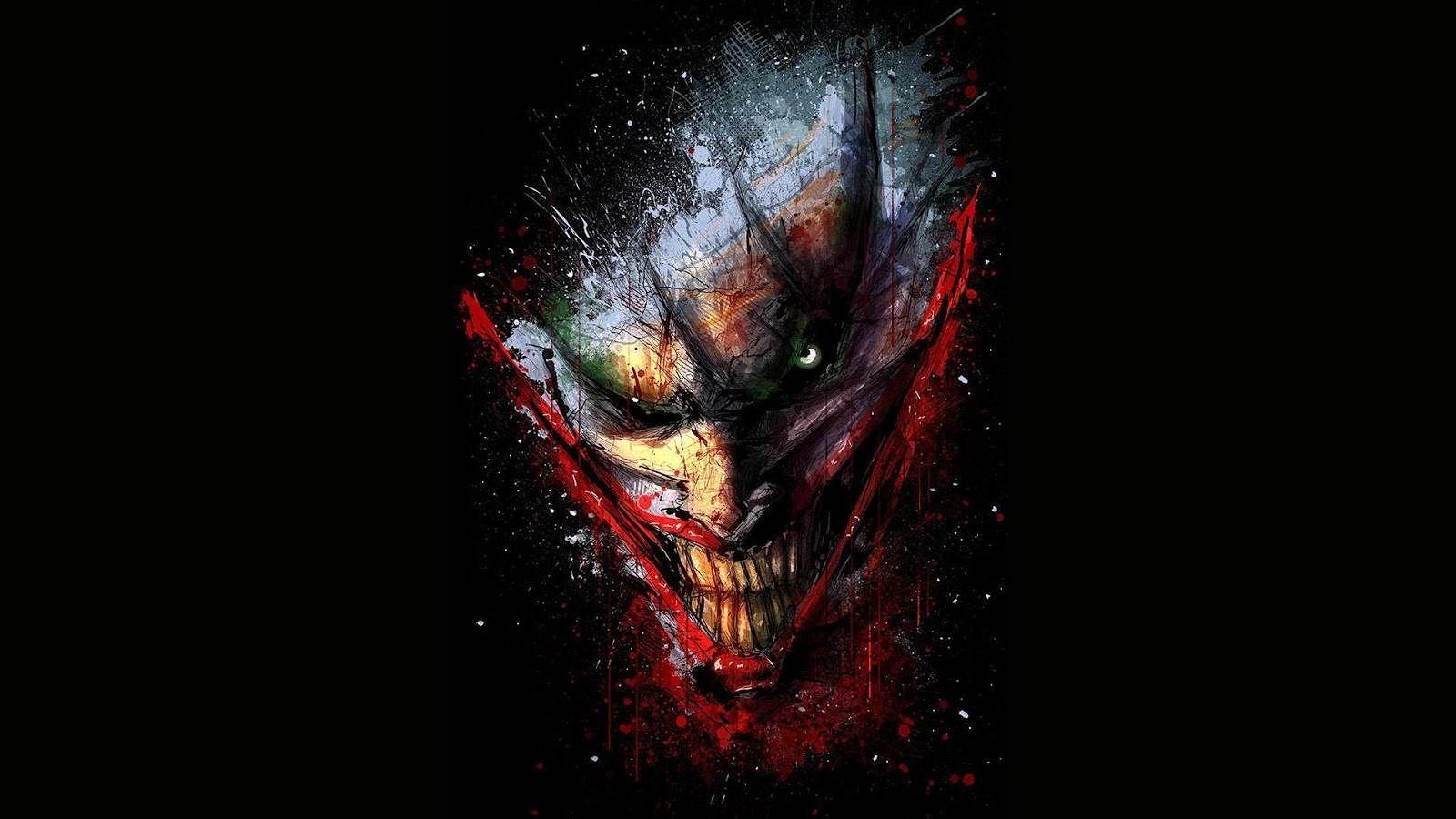 batman joker desktop wallpapers, download free hd wallpapers 1600
