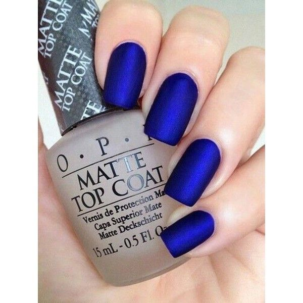 Nail accessories: nail polish top coat matte nail polish opi blue ...