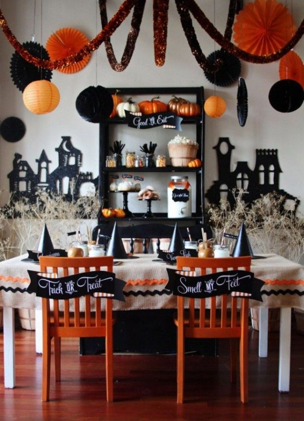 20 Great Halloween Table Decoration Ideas Halloween table - halloween table setting ideas