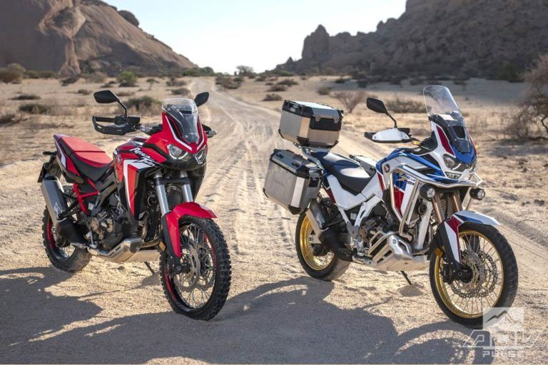 2020 Honda Africa Twin Unveiled Lighter Faster Feature Packed Honda Africa Twin Honda New Motorcycles