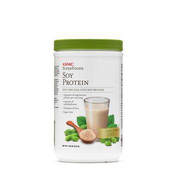 Proteina de soya gnc para adelgazar