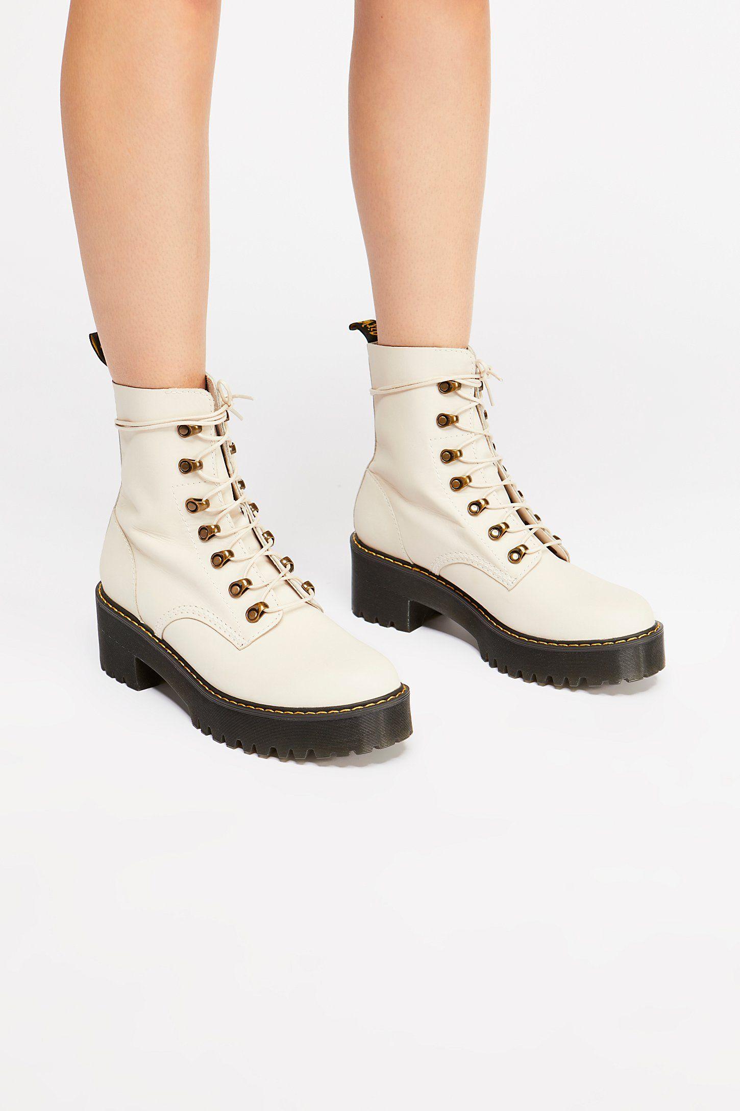 4e86fd6b0 Dr. Martens Leona Platform Ankle Boot in 2019 | Shoes | Platform ...
