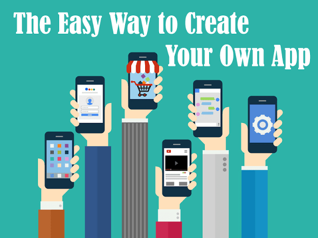 Andro Tech Hacks Create App Without Coding Make Your Own App No Co Mobile Marketing Mobile App Create Your Own App