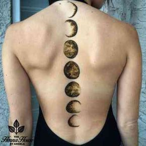 30 Minimalist Moon Phase Tattoo Ideas For Your Next Ink