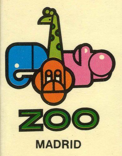 Zoo Madrid by 4 Color Cowboy, via Flickr