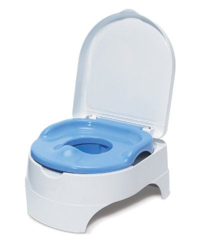 Summer Infant All In One Potty Seat And Step Stool Blue Potty Seat Summer Baby Potty Chair