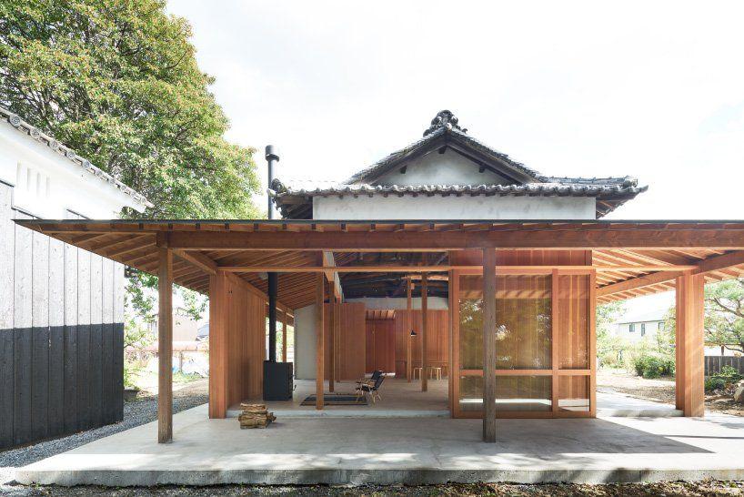 Shin Ohori General Design Restore Traditional Japanese House