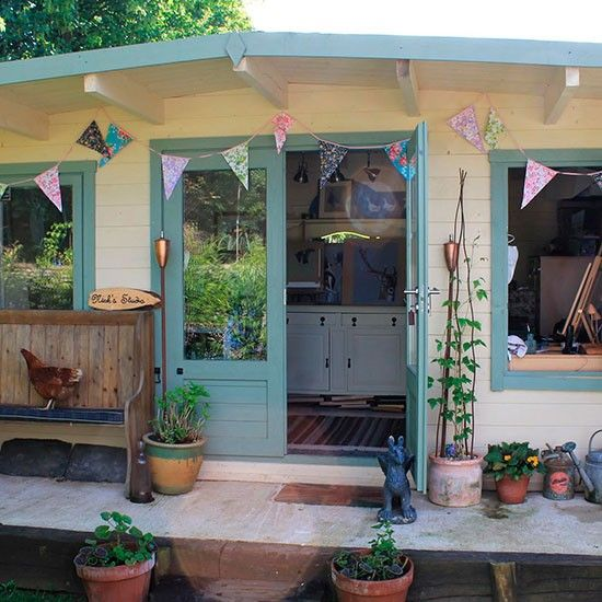 Shed Of The Year Competition Reveals Rise In Garden Home