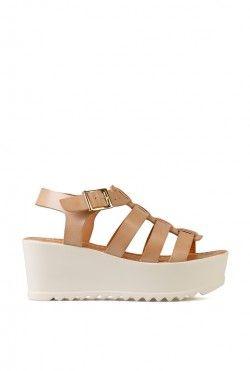 6a9004c7 Sandalia para mujer de plataforma | Sandalias | Zapatos, Sandalias ...