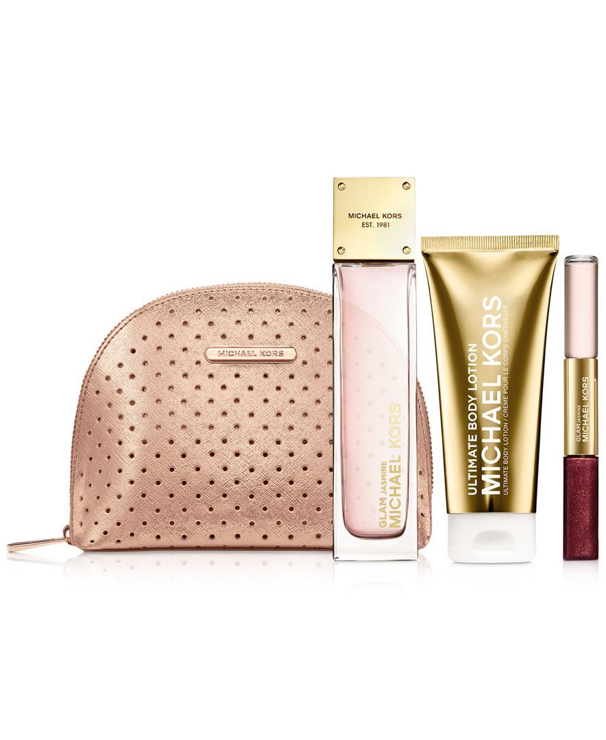 db198ab8e0 Michael Kors Collection Glam Bag 4-Pc. Gift Set - Shop All Brands - Beauty  - Macy s