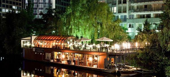 Restaurantschiff Patio Berlin Patio Berlin In Berlin Restaurant Schiff Restaurant Berlin Eventlocation