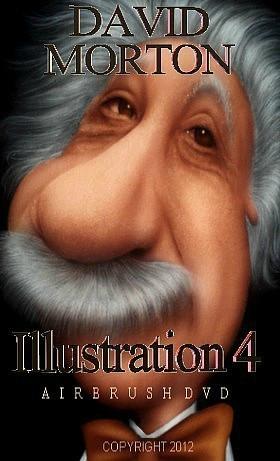 airbrush classes airbrush caricature dvd techniques