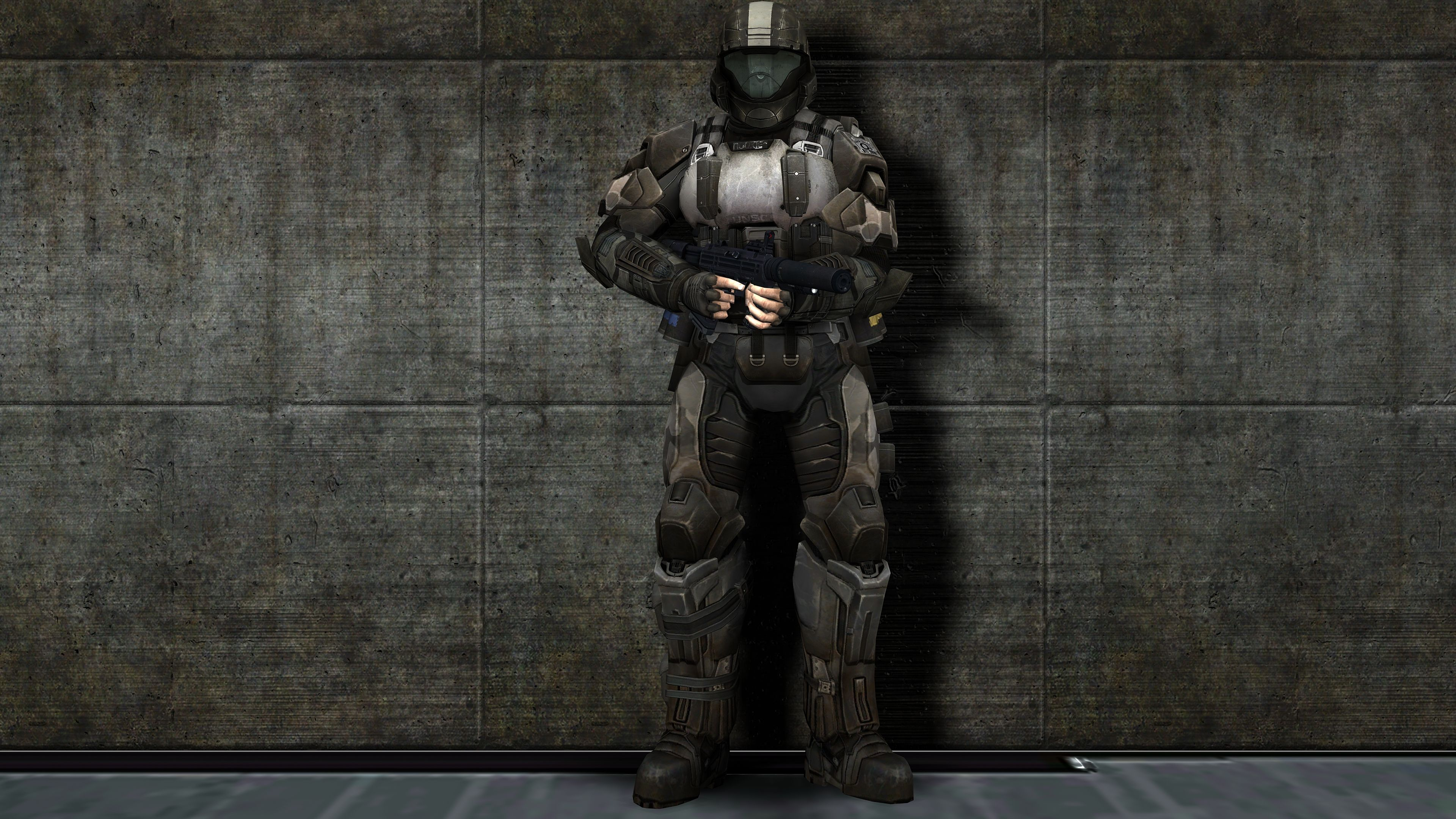 Halo Odst The Rookie - Imagez co
