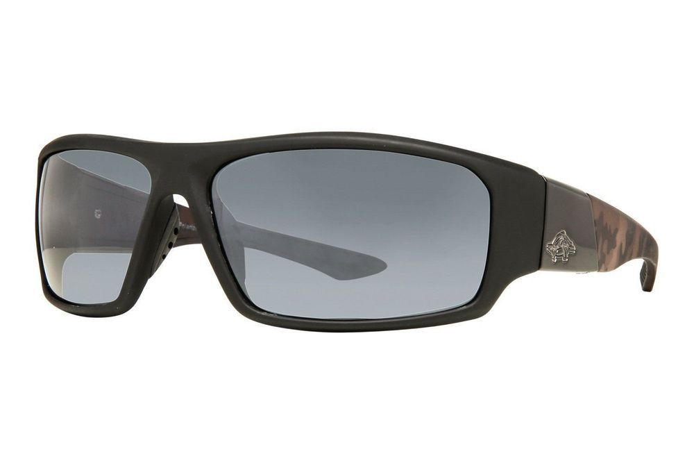 0f7cf9029f eBay  Sponsored Anarchy Men s Gator Pit Polarized Wrap SunglassesBlack  Camo62.5 mm