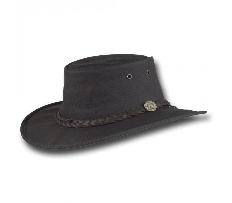 53d0a4eca85 Barmah 1019 BR Sundowner Roo Dark Brown Barmah Hats
