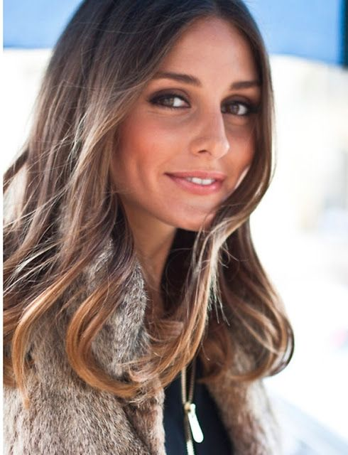 Do Brunettes Have More Fun Olivia Palermo Hair Hair Beauty Long Hair Styles