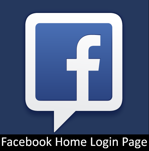 Facebook Login Welcome To Facebook Homepage With Images Login