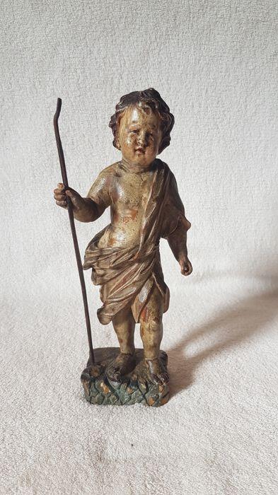 Online veilinghuis Catawiki: Baroque infant Jesus - Italy - 18th century