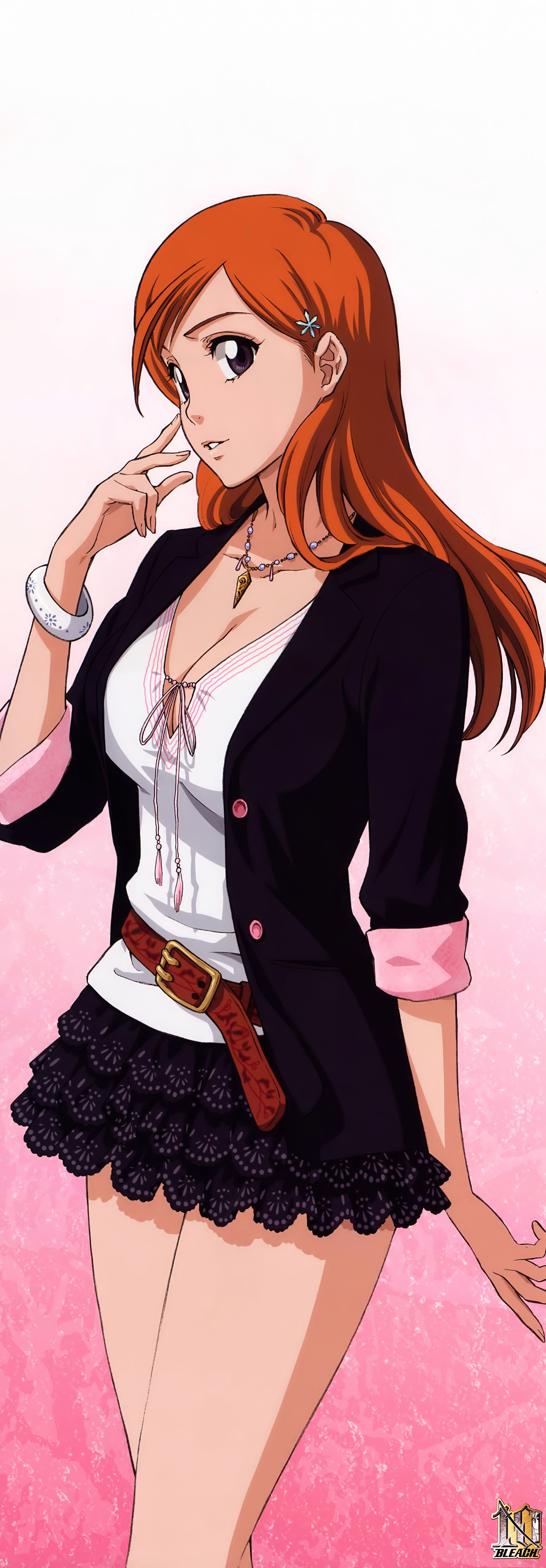 Orihime Inoue She Had The Biggest Boobs In All Of Anime I Swear