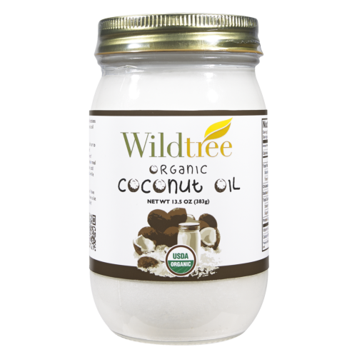 Organic Coconut Oil by Wildtree. - New for Spring 2014. Find this and more at www.mywildtree.com/309507  Find me on Facebook at Wildtree - Simple, Healthy, Natural.  Contact me:  wildtreekrista@gmail.com