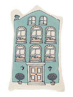 House Shaped Cushion Accessorize Your Home Home Decor