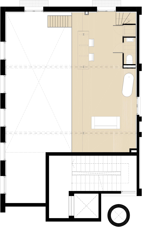 Gallery of industrial loft grober metastudio 15