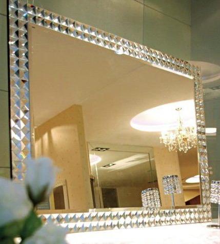 Decorative Tiles Australia Ablaze Destiny Art Deco Wall Mirror Tg  Adpb97  Decorative