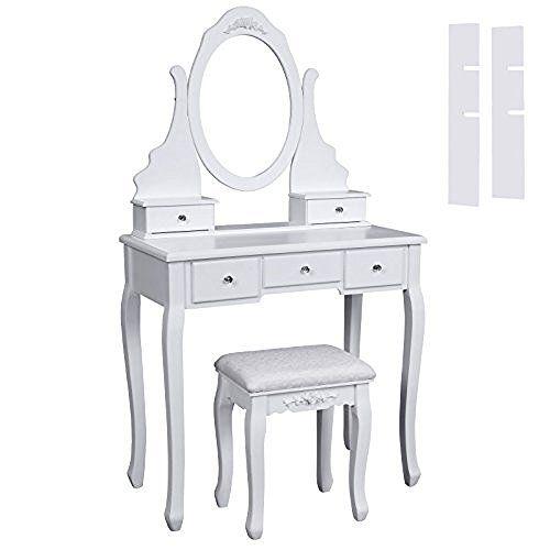 KidKraft Deluxe Vanity u0026 Chair Toy  sc 1 th 225 & KidKraft Deluxe Vanity u0026 Chair Toy | little girls rooms | Pinterest ...