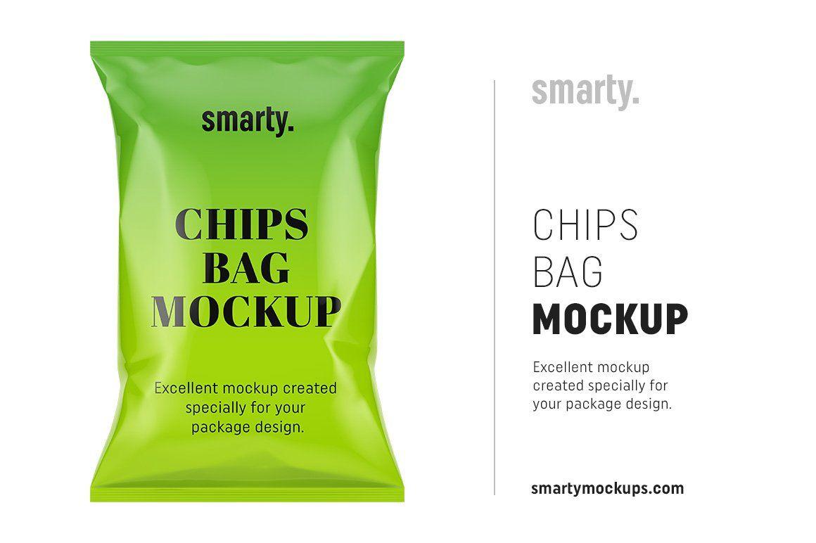 Download Chips Bag Mockup Bag Mockup Mockup Chip Bag