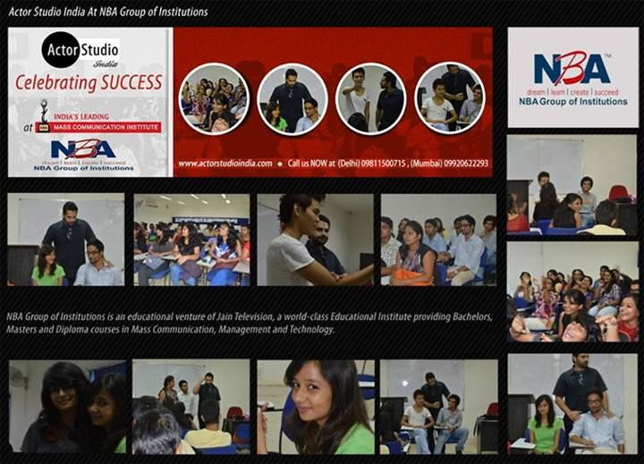 Acting School In Mumbai Is Top 10 Acting Schools In India For Talented Individuals Who Wish To Pursue Caree Acting School Best Acting Schools Acting Techniques