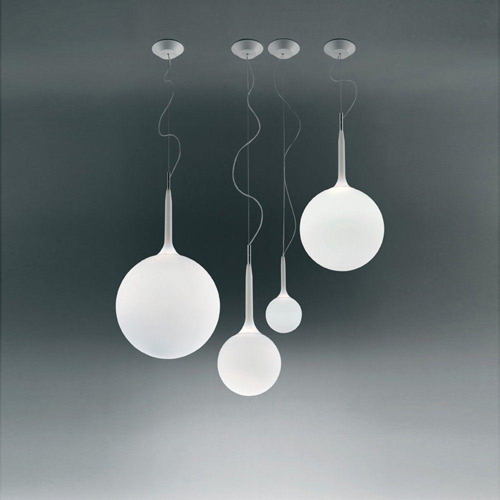 lampada sospensione artemide polluce in alternativa a